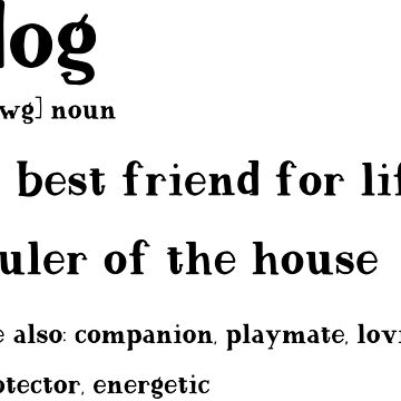what is the definition of best friend