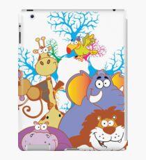ANIMALS KINGDOM iPad Case/Skin