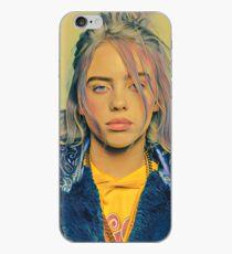 Billie Eilish Painting iPhone Case