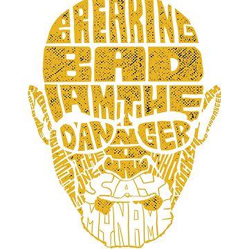 Bad Walter-Breaking Bad by GarnetLeslie