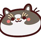 CatBlob Pudginess by Leonie Yue