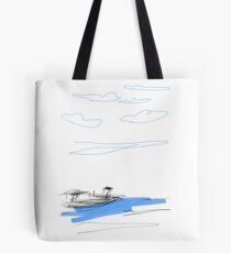 Waterfront  Tote Bag