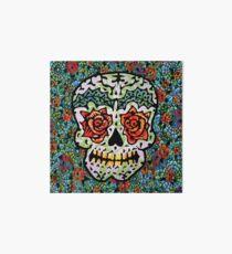 'Sweet Sugar Skull #1 Art Board