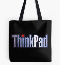 Thinkpad Logo Realistic Tote Bag