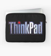 Thinkpad Logo Realistic Laptop Sleeve