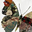 Butterfly Brocade V by mindydidit