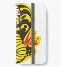 Cobra Kai iPhone Flip-Case/Hülle/Klebefolie