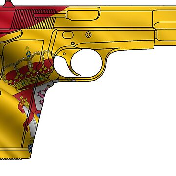 Spanish Handgun by cstronner