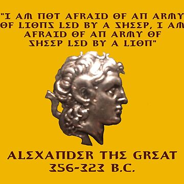 Alexander the Great by BlueEyedDevil