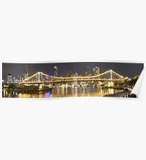 Story Bridge Panorama 1 Poster