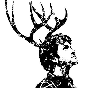 Nice Antlers, My Dear by CoyGraphics
