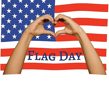 Flag Day 2018 in Love to Stars and Stripes by peter2art