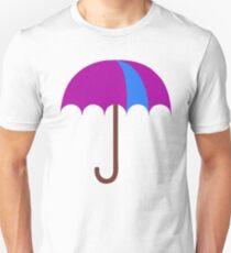 Bright Umbrella Unisex T-Shirt