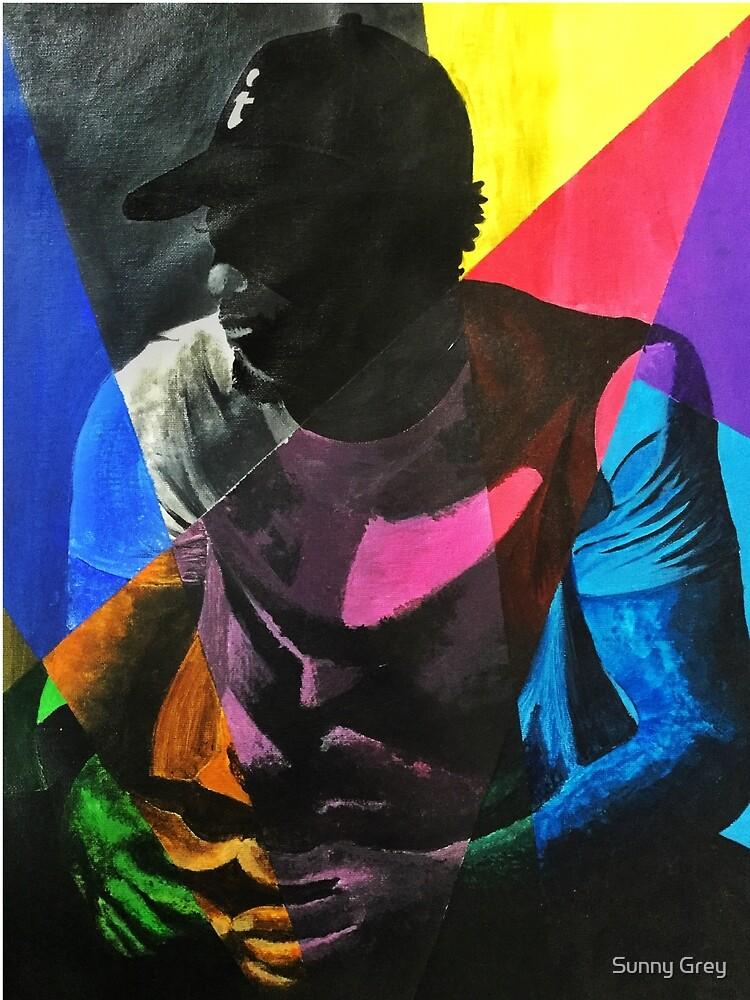 Kendrick Lamar by Sunny Grey