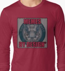 Memes by Design #7 Long Sleeve T-Shirt