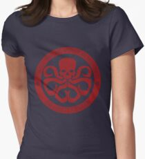 Hail SHIELD Women's Fitted T-Shirt