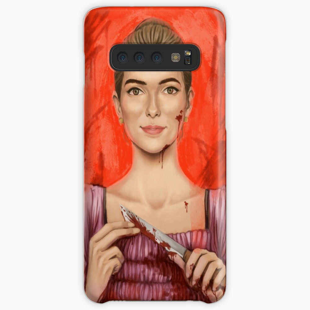 villanelle Case & Skin for Samsung Galaxy