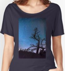 Astrophotography Night Women's Relaxed Fit T-Shirt