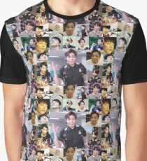 Jungkook Reactions Graphic T-Shirt