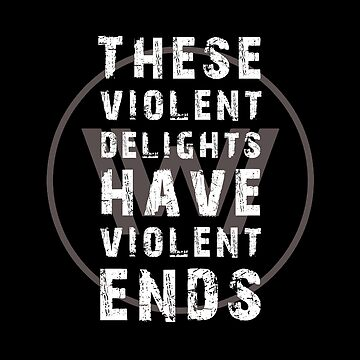 """""""Esos delitos violentos, tienen finales violentos"""" de redscarf"""