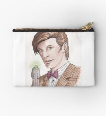 """Eleventh Doctor say """"Geronimo!"""" Studio Pouch"""