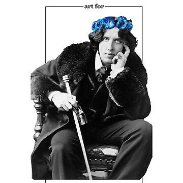 Art for Art's Sake - Oscar Wilde by ClaireStag