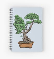 Bonsai Thinking Spiral Notebook