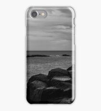 Sky, Sea and Stone iPhone Case/Skin