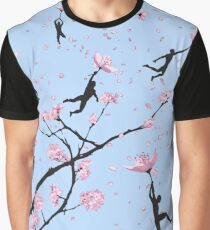 Blossom Flight Graphic T-Shirt