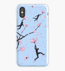 Blossom Flight iPhone Case