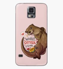 A whole otter love Case/Skin for Samsung Galaxy