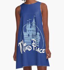 Mind Palace A-Linien Kleid