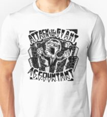 Attack of the Giant Accountant T-Shirt