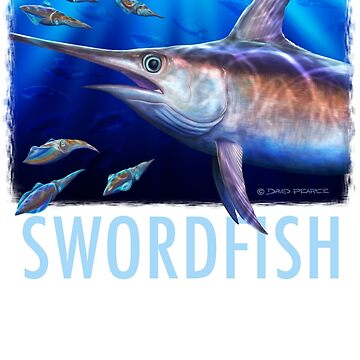 Broadbill Swordfish, Night Moves by barradingo