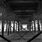 Under the pier by shakey