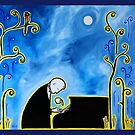 The Pianist by Midori Furze