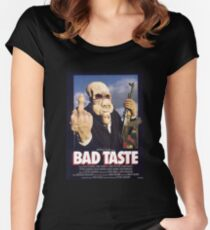 Bad Taste Women's Fitted Scoop T-Shirt
