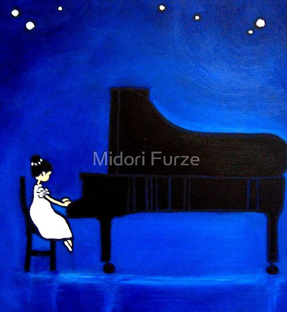 The Moment by Midori Furze