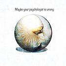 Psychology 101 by ArtbyDigman