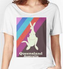 queensland Australia  Women's Relaxed Fit T-Shirt