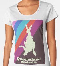 queensland Australia  Women's Premium T-Shirt