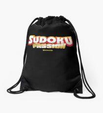 "SUDOKU PASSION | ""Brand"" - original merchandise Drawstring Bag"