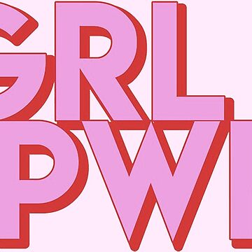 GRL PWR by indieguo