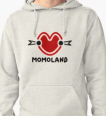 Momoland Logo Pullover Hoodie