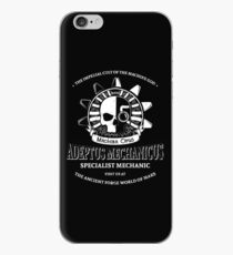 Adeptus Mechanicus iPhone Case