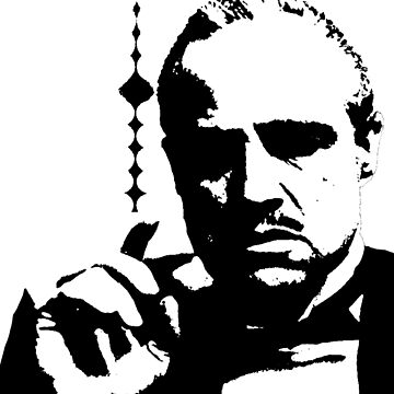 The Godfather - Don Corleone by richturner81