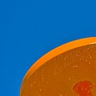 Umbrella in Blue by MaluC