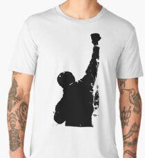 Rocky Balboa - Philly Steps Men's Premium T-Shirt