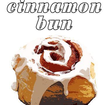 Cinnamon Bun by KingCrust
