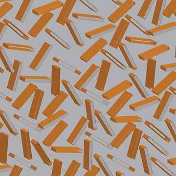 3D Pattern  X 0.4 by tamaya111